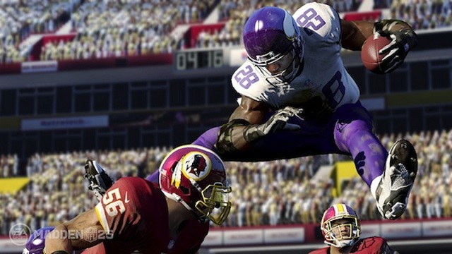 madden-xbox-one-ps4 Xbox One And PS4 Sports Games (Video)