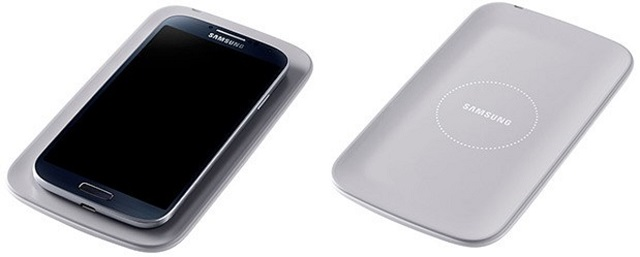 samsung-s4-wireless-charger Samsung Galaxy S4 Wireless Charging Kit For $90
