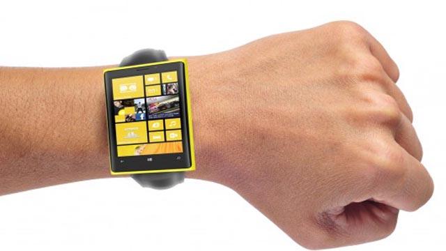 130715-mswatch Microsoft Windows Smartwatch Features Translucent Tech?