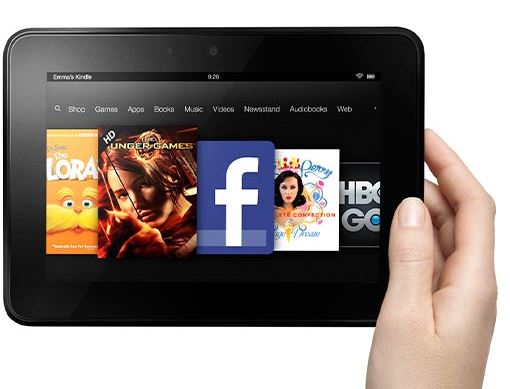 130805-kindle Daily Deals: Get the 7-Inch Kindle Fire HD for $40 Off