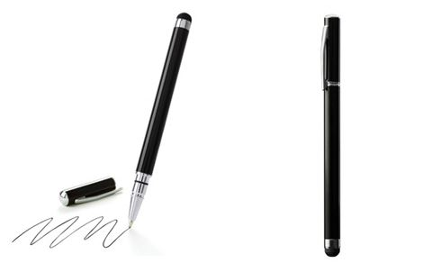 130823-targus Targus 2-in-1 Stylus and Pen for iPads and Tablets
