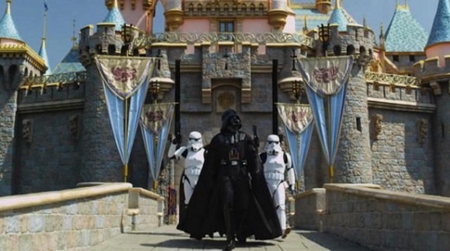 disney-vader-mobilemag ABC's Star Wars Live-Action TV Show in the Works