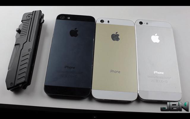 gold-iphone-5s-scratch-test Gold iPhone 5S Scratch Test (Video)