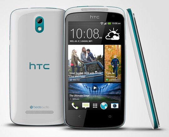 htc-desire-500 HTC Desire 500 On Its Way to the UK