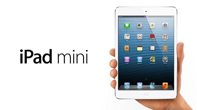 imini Next-Gen iPad Mini Won't Have Retina Display After All?