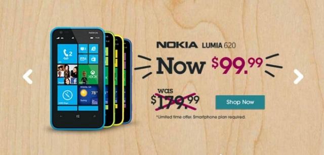 Aio-Wireless-Nokia-Lumia-620 Nokia Lumia 620 On Aio Wireless Costs Just $99; Available Throughout US