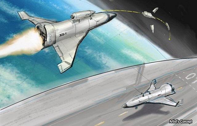darpa-xs-1 DARPA's XS-1 Program Could Make Launching Satellites Much More Affordable