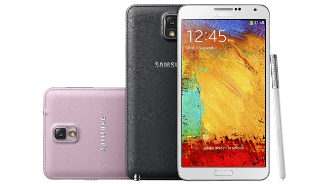 galaxy-note-3 Samsung Galaxy Note 2 vs Note 3 - How Do They Compare?