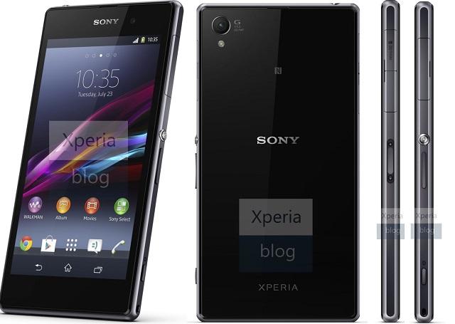 sony-xperia-z1 Sony Xperia Z1 Press Images Make Their Way to the Net