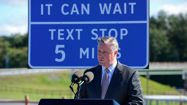 "text-can-wait New York Introducing ""Text Stops"" in Effort to Reduce Texting-Related Car Accidents"