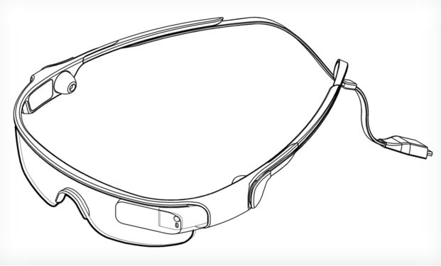 131024-samsung Samsung Patents Sporty Google Glass Competitor