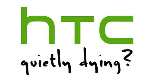 htc-quietly-dying HTC's First Quarterly Loss Since Going Public in 2002