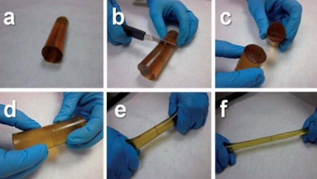 self-healing-polymer Scientists Create Self Healing Polymer (Video)