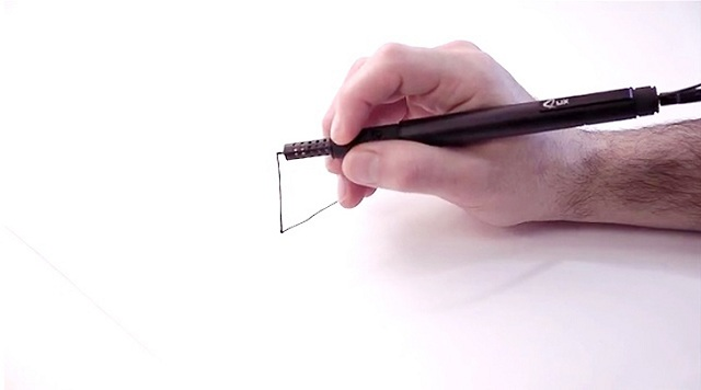 LIX-3D-Printing-Pen-1 LIX: The Smallest 3D Printing Pen In The World (Video)