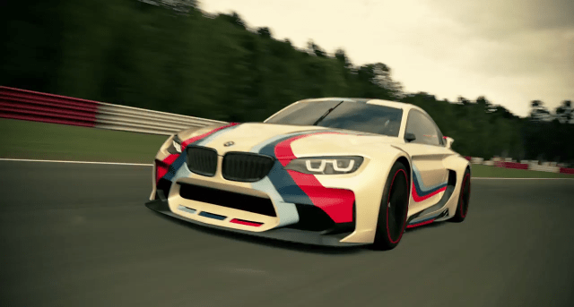 bmw-vision-gran-turismo BMW Reveals Vision Gran Turismo For PS3 GT6 (Video)