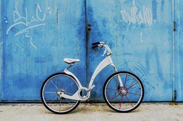 gi-bike-kickstarter This Bike Seems To Belong To The future: The Foldable, Electric Gi-Bike (Video)