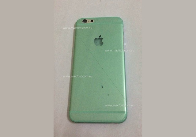 iphone-6-chassis Apple iPhone 6 Rear Shell Leaked?