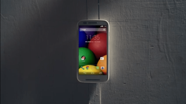 motorola-moto-e Say Hello To The Motorola Moto E (Video)