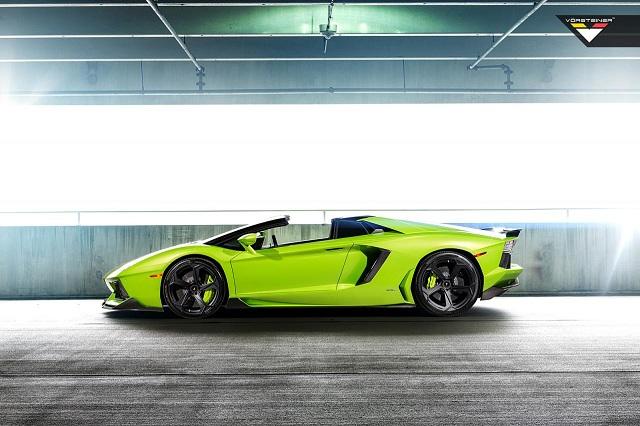 vorsteiner-hulk-lamborghini-aventador Vorsteiner Reveals The Hulk, Their Custom Lamborghini Aventador Roadster (Gallery)