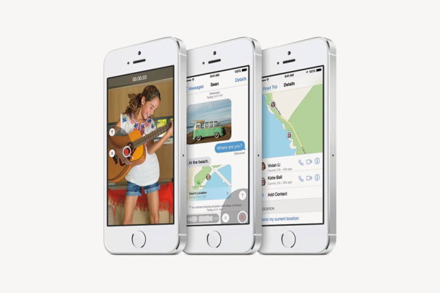 ios-8-family-sharing-640x426 Apple 5.5-Inch iPhone 6 To Be Released In 2015 (Rumor)