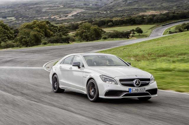 mercedes-benz-2015-cls-facelift-5 Mercedes-Benz Reveals Facelift To 2015 CLS (Gallery)