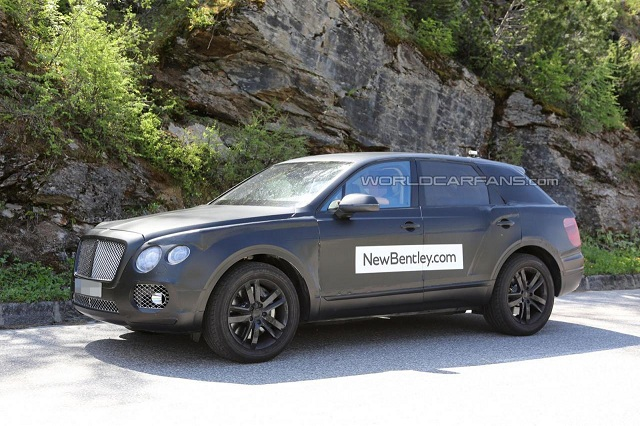 bentley-crossover-falcon-fastest-suv Bentley Crossover Aims To Be The Fastest SUV On Sale