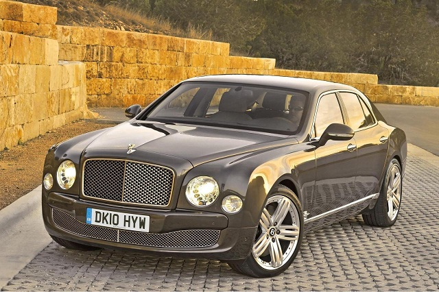 bentley-mulsanne A Hotter Bentley Mulsanne With 550 bhp Under The Hood Set For Debut At Paris Motor Show, Says Report