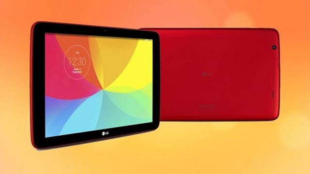 lg-G-Pad-10-1 LG G Pad 10.1 Tablet Launched In The US