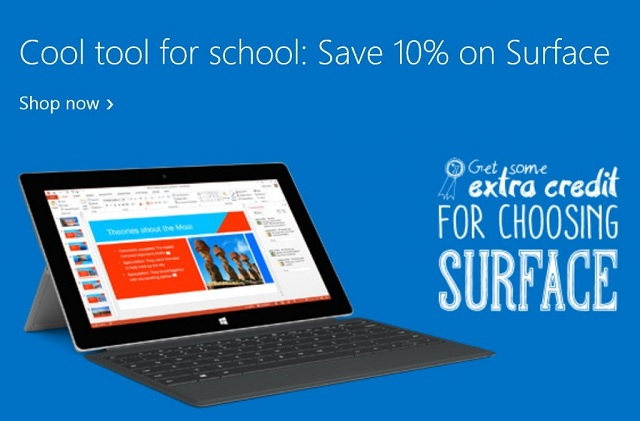 Surface-Pro-3-Students-Offer-microsoft Surface Pro 3: Microsoft Announces Discounts For Students