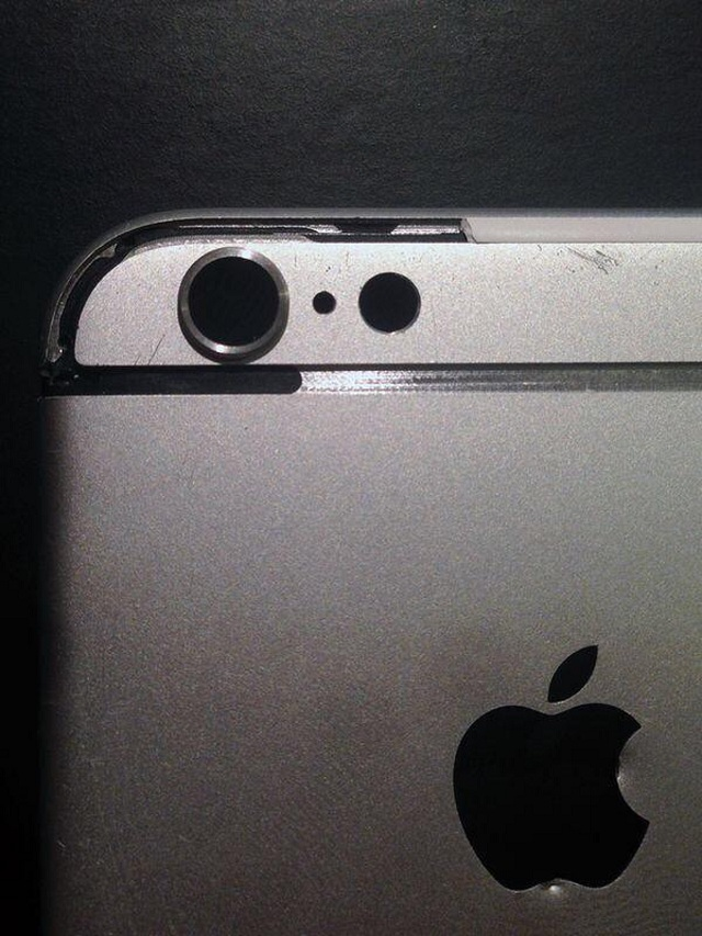 iphone6-backplate Apple iPhone 6 Backplate Leaked?