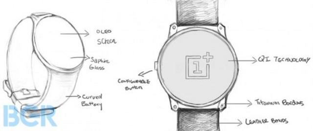 oneplus-onewatch-1 OnePlus OneWatch Smartwatch Might Arrive Soon