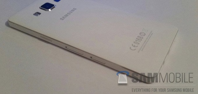 SAMSUNG-GALAXY-A5-SM-A500-2 Samsung Galaxy A5 Reportedly Won't Feature A Full-Metal Body