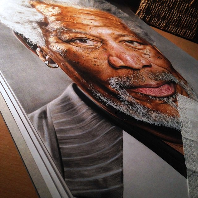 morgan-freeman-6 This Is Not A Photo Of Morgan Freeman (Video)