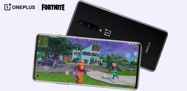 Is Fortnite On Mobile Easy Oneplus Partner With Epic Games To Provide First 90fps Smartphone Experience Kwmedia