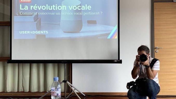 revolution vocale