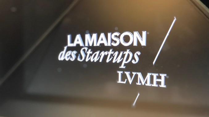 la maison des start-up LVMH