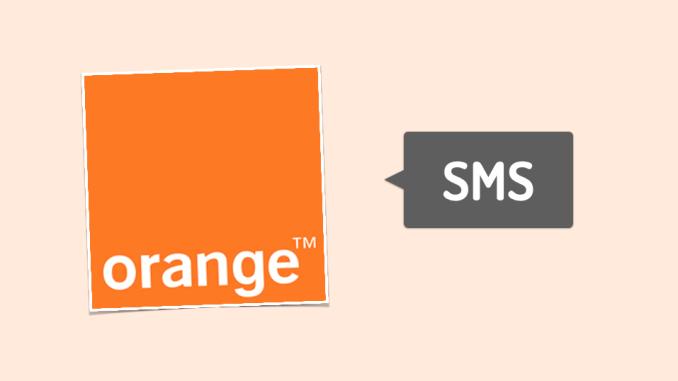 Orange SMS
