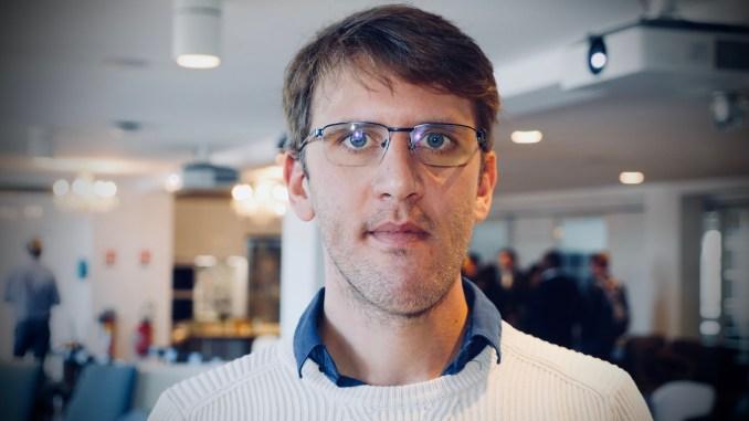 Edouard Bataille, Creative Technologist chez Etam
