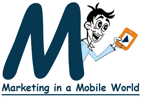 Marketing in a Mobile World Mascot