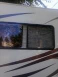 Side Window of RV