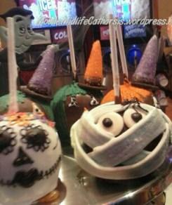 www.Popcornopolis.com done up for Halloween #popcornopolis #Universal Studios