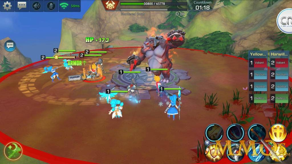 Sins Raid is the New Mobile MMORPG by Cube Magic Interactive: Pre-Register Now