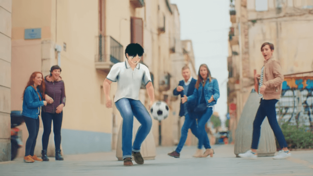 TSUBASA Is A Football AR Game, Releasing in 2020