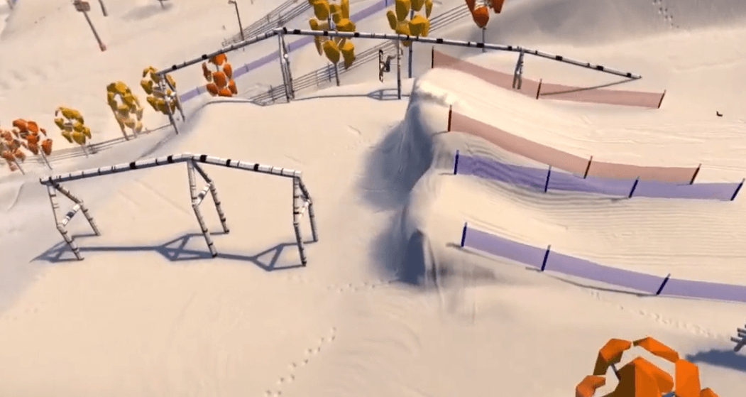 'Grand Mountain Adventure' World's first Open-world ski and snowboard Mobile Game Is Releasing on 22nd January