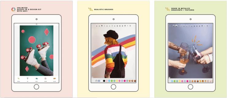 A Design Kit screenshots