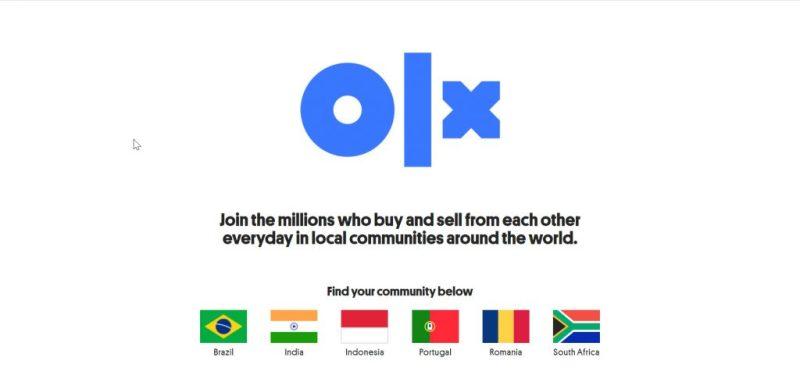 Best Free Advertising Sites: OLX