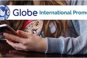 Globe International Promos