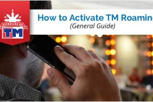 How to Activate TM Roaming