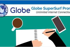 Globe SuperSurf Promo
