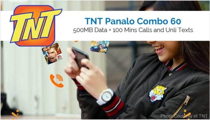 TNT Panalo Combo 60 - PC60